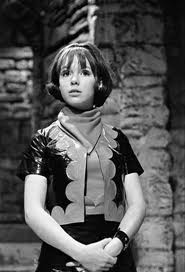 The delightful Wendy Padbury as Zoe Heriot