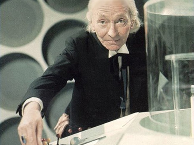 William Hartnell - In Colour