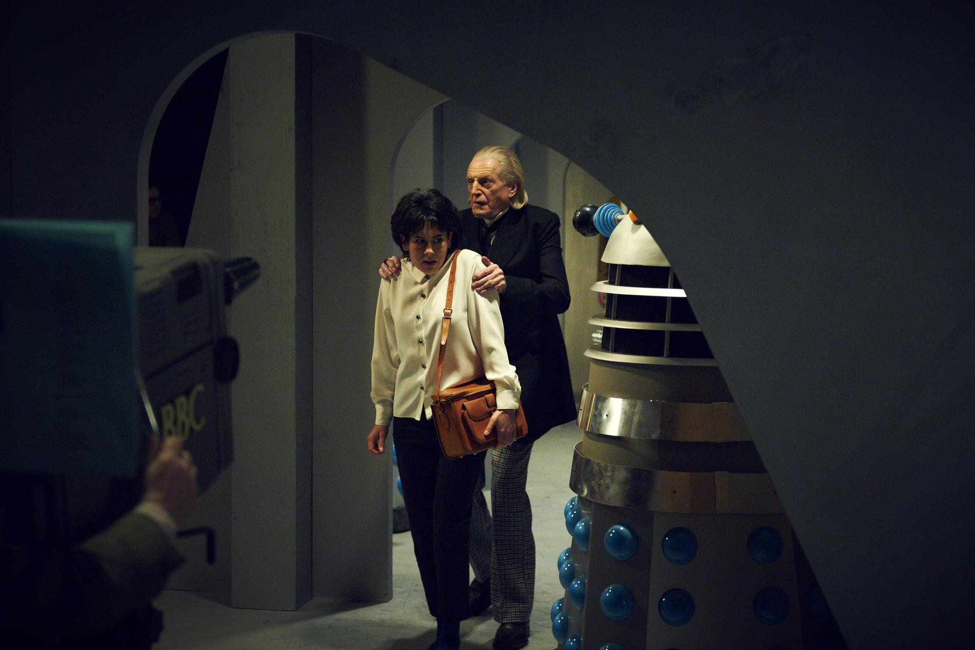 An Adventure in Time and Space – Photo Gallery | The Doctor Who Mind ... Sacha Dhawan 24