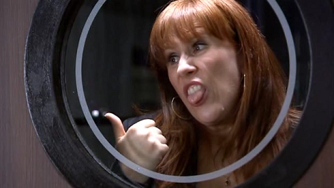 Catherine Tate played the Tenth Doctor's companion, Donna Noble