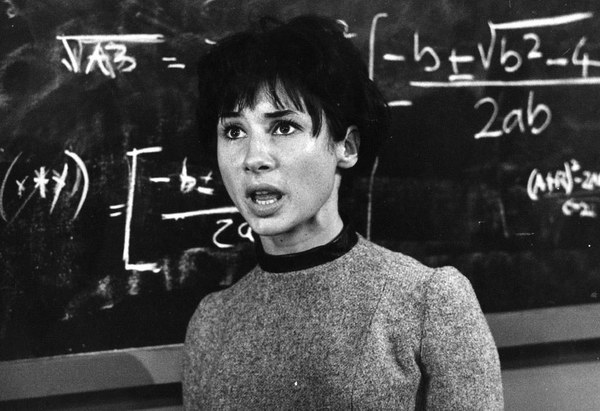 Carole Ann Ford as Susan Foreman, the Doctor's Grand-Daughter