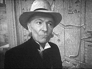 The Doctor wore a stylish panama hat in The Daleks' Master Plan