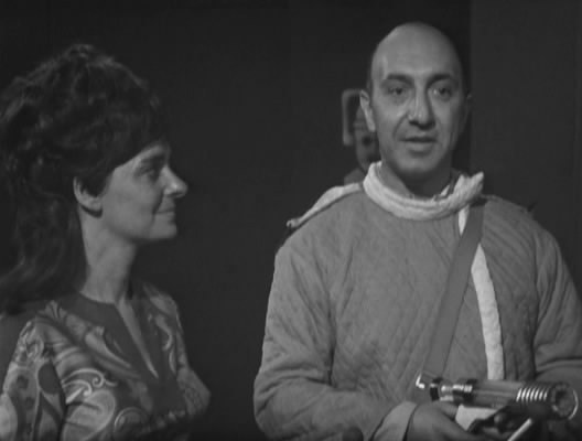 Klieg and Kaftan were members of the Brotherhood of Logicians and funded Professor Parry's expedition to Telos in The Tomb of the Cybermen