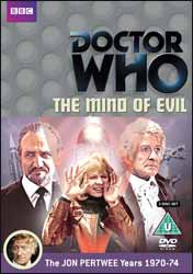 The colourized Mind of Evil was released in June 2013