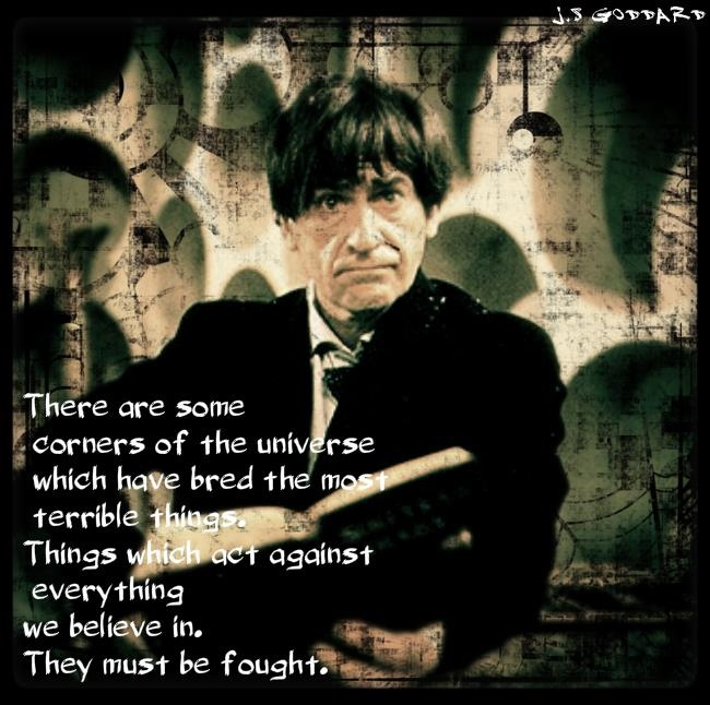 Second Doctor Quotes - Some Things