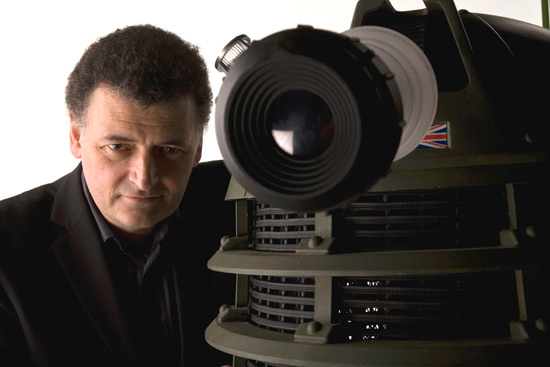 Steven Moffat, Executive Producer of Doctor Who
