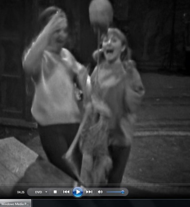 On disembarking from the TARDIS the crew are immediately subjected to strange phenomena.  A bat swoops down on Barbara and Vicki
