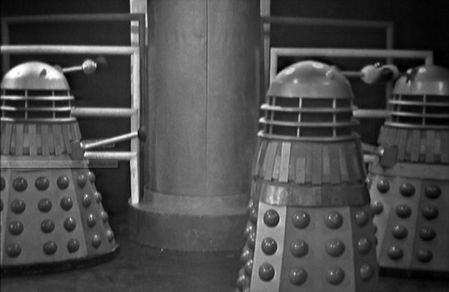 The Daleks advise that the Doctor is to be reproduced