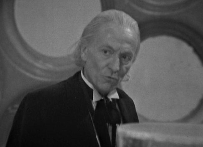 The Doctor blames himself for leaving Vicki behind