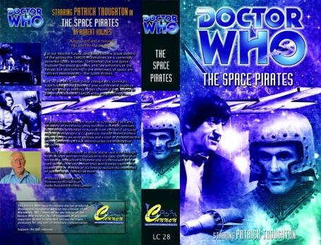 The Space Pirates was originally broadcast in the UK between 8 March and 12 April 1969