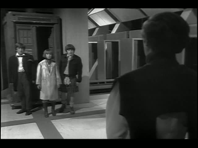 It was not until the Second Doctor's final story that we learnt that he was a Time Lord