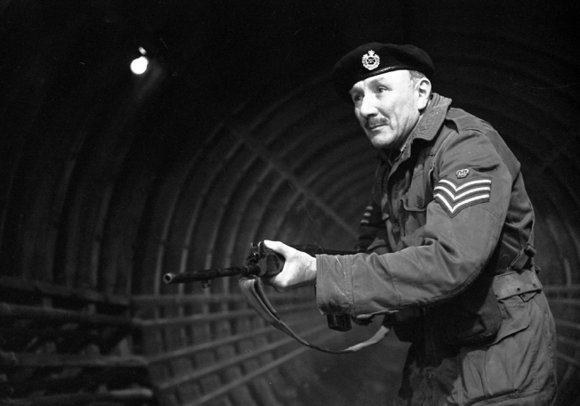 Staff Sergeant Arnold was possessed by the Great Intelligence in The Web of Fear