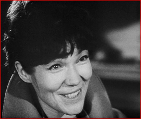 Tina Parker played the role of Anne Travers, the daughter of Professor Travers in The Web of Fear.  She almost reprised her role in The Invasion