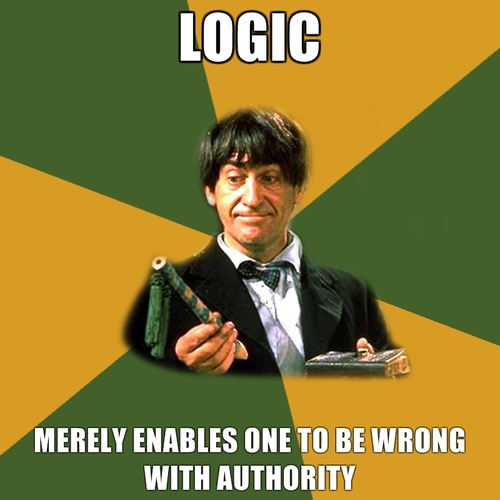 Image courtesy of http://advicedoctor1.tumblr.com/post/1200566059/logic-my-dear-zoe-merely-enables-one-to-be