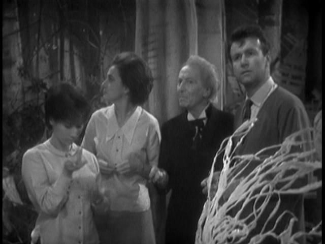 Susan, Barbara, the Doctor and Ian
