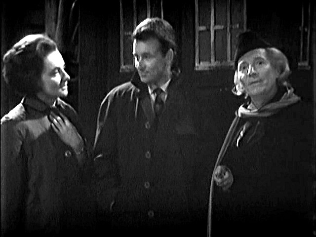 Ian and Barbara with the Doctor in An Unearthly Child