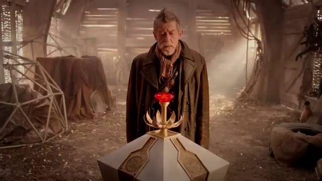 The Day of the Doctor Screen Cap 6