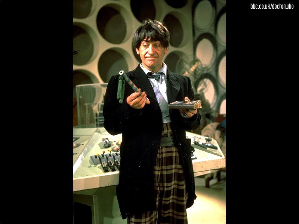 second doctor the doctor who mind robber page 2