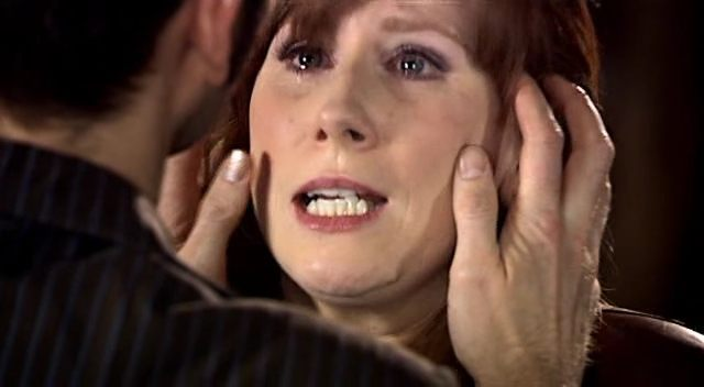 Donna Noble (Journey's End) was not the first companion to have her memories of the Doctor wiped