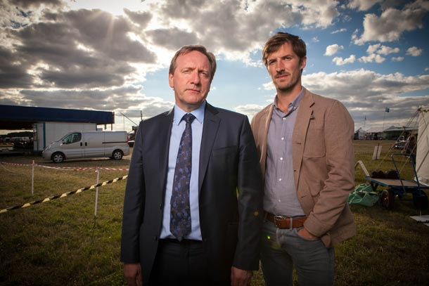 midsomer murders the flying club